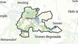 Karte / Milmersdorf