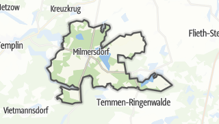 地图 / Milmersdorf
