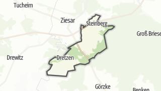 地图 / Buckautal