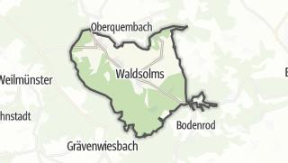 Cartina / Waldsolms