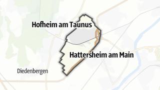 Mapa / Kriftel