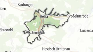 Karte / Helsa