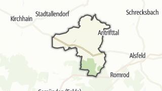 Cartina / Kirtorf