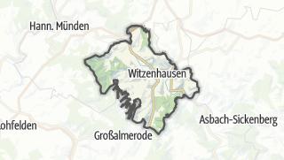 Carte / Witzenhausen