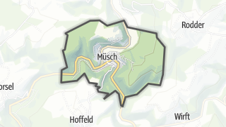 Cartina / Müsch