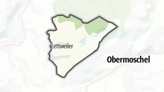Karte / Lettweiler