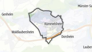 Map / Rümmelsheim