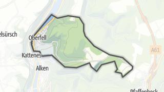 地图 / Oberfell