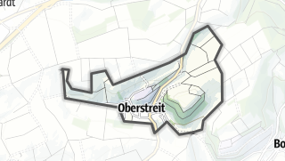 Karte / Oberstreit