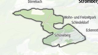 Karte / Schöneberg