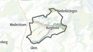 Cartina / Burgbrohl