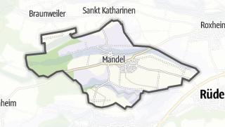 Karte / Mandel