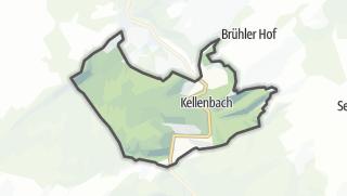 Map / Kellenbach