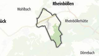 Mapa / Ellern (Hunsrück)