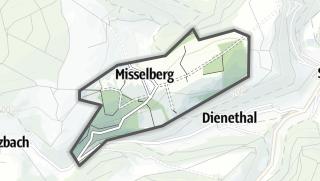 Cartina / Misselberg