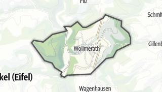 Karte / Wollmerath