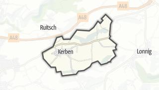 Cartina / Kerben