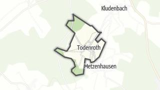 Karte / Todenroth