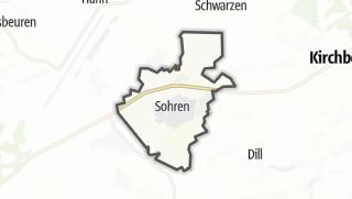 Mapa / Sohren