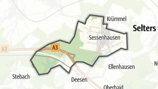 Mapa / Sessenhausen