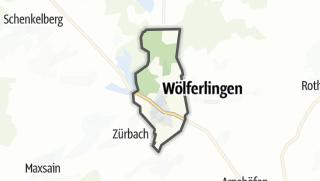 Mapa / Freilingen