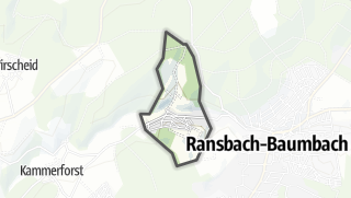 Mapa / Hundsdorf