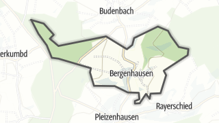 Karte / Bergenhausen