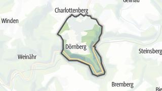Cartina / Dornberg