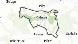 Cartina / Härtlingen
