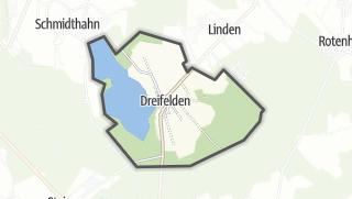 Cartina / Dreifelden