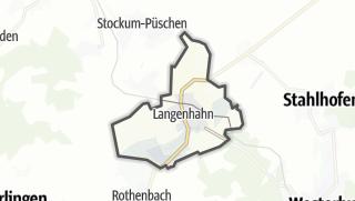Mapa / Langenhahn
