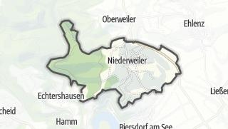Karte / Niederweiler