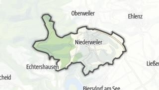 地图 / Niederweiler