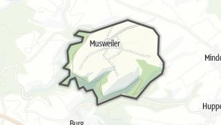 Mapa / Musweiler