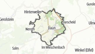Karte / Daun