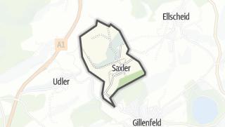 Karte / Saxler