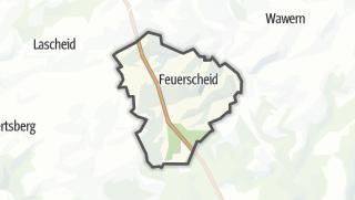 Karte / Feuerscheid