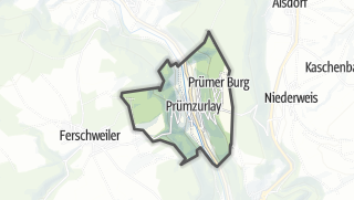 Karte / Prümzurlay