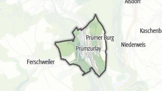 地图 / Prümzurlay