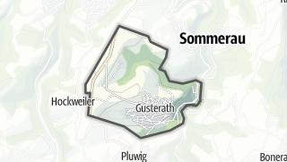 Karte / Gusterath