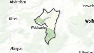 Karte / Horschbach