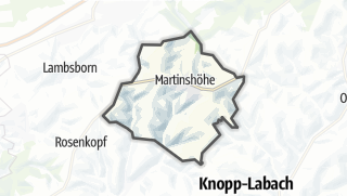 Cartina / Martinshöhe