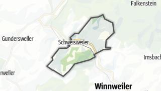 Karte / Schweisweiler