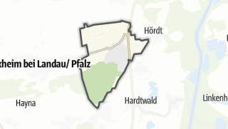 Karte / Rülzheim