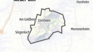 Cartina / Zornheim