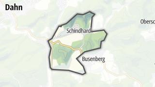 Karte / Schindhard