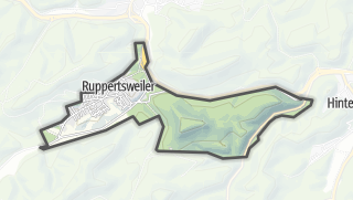 Cartina / Ruppertsweiler