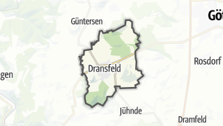 Cartina / Dransfeld
