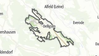 Cartina / Delligsen