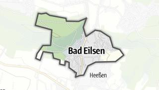 Mapa / Bad Eilsen